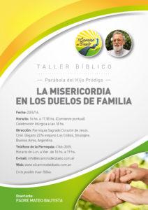LA MISERICORDIA EN LOS DUELOS DE FAMILIA